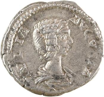Julia Domna, denier, Rome, 208
