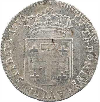 Lorraine (duché de), Léopold, teston, 1716 Nancy
