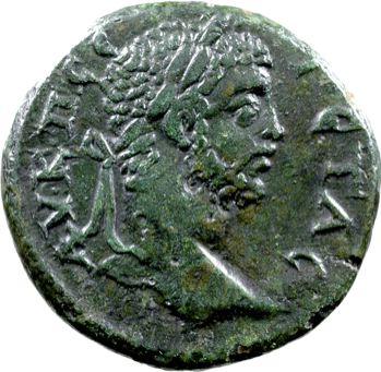 Géta, moyen bronze, Serdica, 209-212
