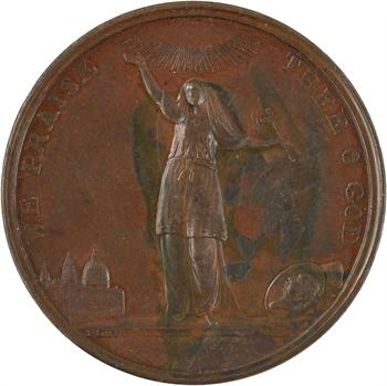 Royaume-Uni/France, prémices à la Paix d'Amiens, 1802
