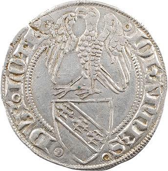 Lorraine (duché de), Jean Ier, gros à l'aigle, Nancy