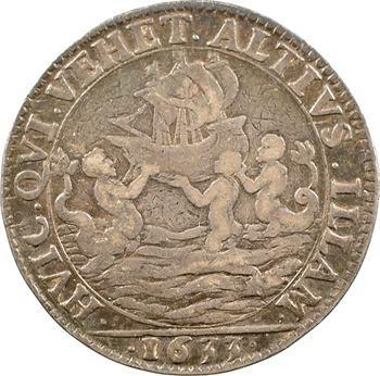 Louis XIII, revente des aides, 1633