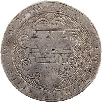 Royaume-Uni, Henry Stuart, jeton de jeu par Simon de Passe, s.d. (c.1632)