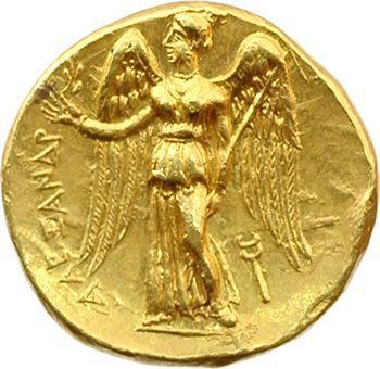 Macédoine, Alexandre le Grand, statère, Sidon, c.333-305 av. J.-C.