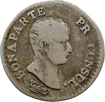 Consulat, quart de franc, An 12 Bayonne