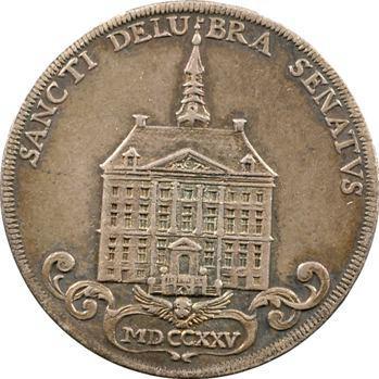 Pays-Bas méridionaux, Brabant, Bois-le-Duc, jeton de ville, 1725