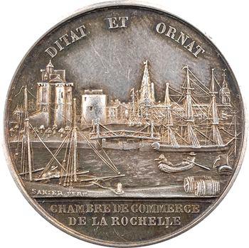IIIe République, Chambre de Commerce de La Rochelle, par Sanier, s.d. Paris