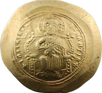 Constantin X, histamenon nomisma (scyphate), Constantinople, 1059-1067