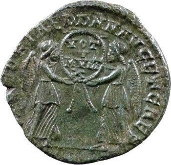 Magnence, centenionalis, Trèves ?, 352