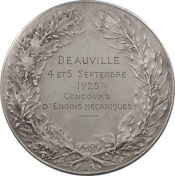 Pompiers, concours d'engins mécaniques de Deauville, par H. Dubois, 1925 Paris