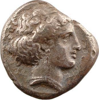 Lucanie, statère, Métaponte, c.400-340 av. J.-C.