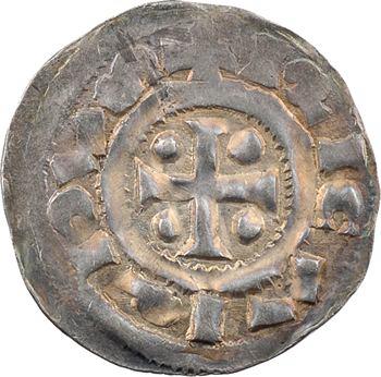 Normandie (duché de), Richard Ier, denier au monogramme