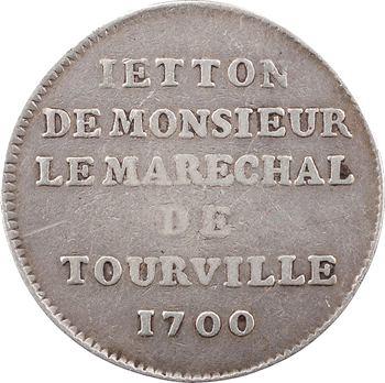 Normandie, le Maréchal de Tourville, 1700 Paris