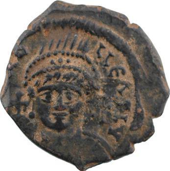 Justinien Ier, decanummium, Théoupolis (Antioche), An XXXVII = 564-565