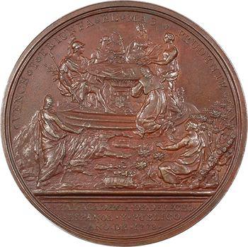 Mexique, Charles III, Prix de l'Académie royale espagnole de droit public, 1778 Mexico