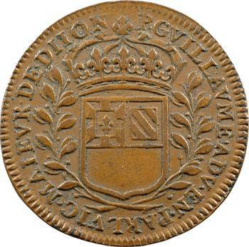 Bourgogne, Dijon (mairie de), Pierre Guillaume, maire, 1663