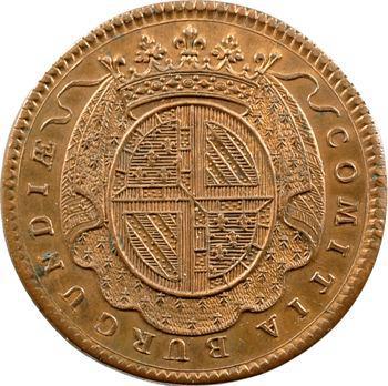Bourgogne (États de), 1737