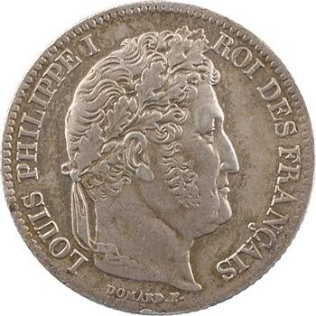 Louis-Philippe Ier, 1 franc, 1836 Paris