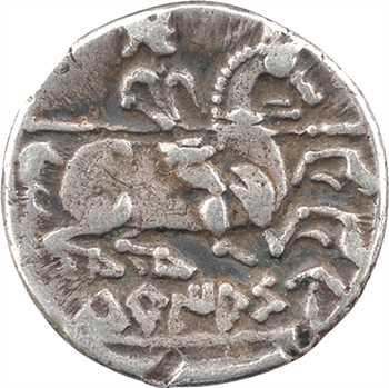 Espagne, Turiasu, denier au cavalier, Tarazona ? c.100-80 av. J.-C.