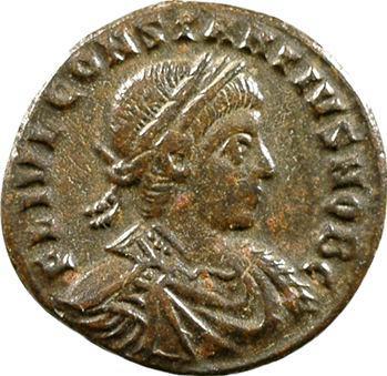 Constance II, nummus, Rome, 330-331