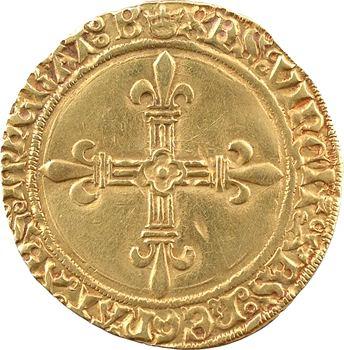 Louis XI, écu d'or au soleil, Bourges