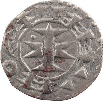 Languedoc, Melgueil (comté de), denier anonyme, XII-XIIIe s.