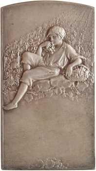 Coudray (L.) : la viticulture, en argent, s.d. (1902) Paris