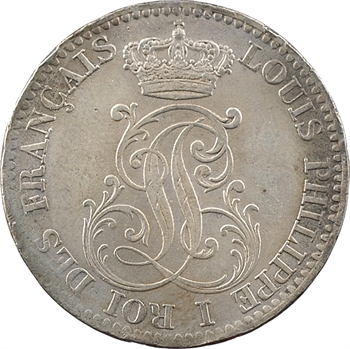 Guyane, Louis-Philippe, 10 centimes, 1846 Paris
