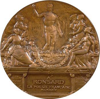 Dautel (P.-V.) : Ronsard, 1924 (1978) Paris