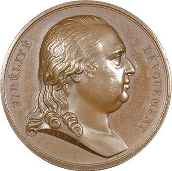 Louis XVIII, ordre royal du lis, s.d. (1814-1815) Paris