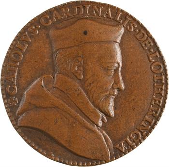 Charles de Lorraine, archevêque de Reims, Cardinal, s.d