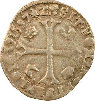 Henri IV, douzain du Dauphiné 2e type, 1597 Grenoble