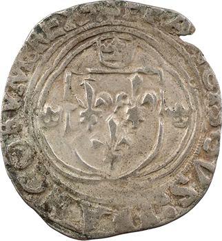 François Ier, grand blanc à la couronne 1er type, Toulouse