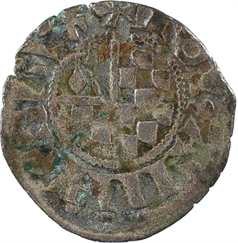 Bretagne (duché de), Jean III, denier, s.d