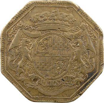 Écosse, les partisans de Jacques II Stuart d'Écosse, le Duc de Melfort et le Comte de Balcarres, [1695] puis c.1800