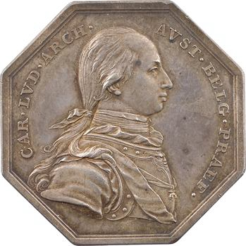 Pays-Bas méridionaux, Charles-Louis, archiduc, étrennes pour 1794, 1793 Bruxelles