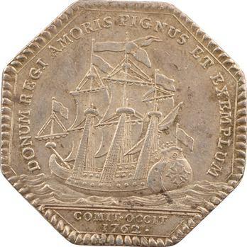 Languedoc (États de), don du navire le Languedoc au Roi, 1762 (1763) Paris