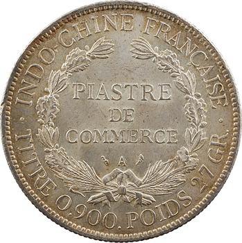 Indochine, 1 piastre, 1906 Paris