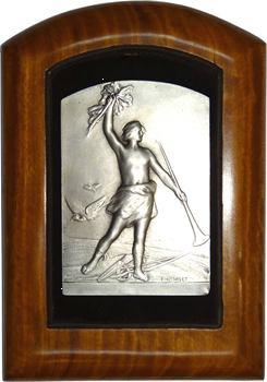 Michelet (F.-M.) : le vainqueur de tir à l'arc, s.d. Paris