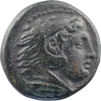 Macédoine, Alexandre le Grand, petit bronze, 336-323 av. J.-C.