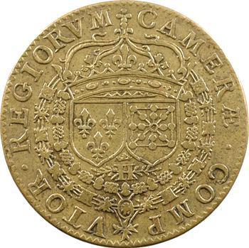 Chambre des comptes, Henri IV, 1605