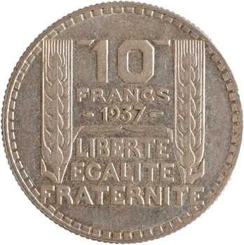 IIIe République, 10 francs Turin, 1937 Paris