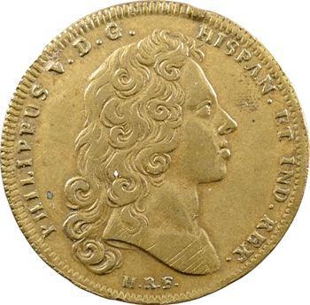 Espagne, Philippe V et Marie-Louise de Savoie, Nuremberg, s.d