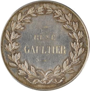 IIIe République, fêtes de Saint Vincent, René Gaultier, 1886-1887