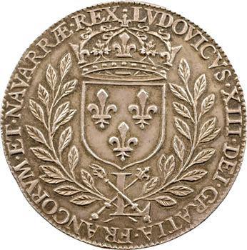 Chambre des monnaies, Louis XIII, grand jeton ou médaille, 1616