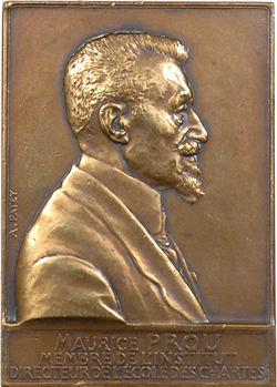 Patey (A.) : Maurice Prou, numismate, 1921 Paris