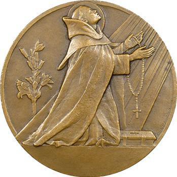 IIIe République, Saint Dominique par Anie Mouroux, s.d. Paris