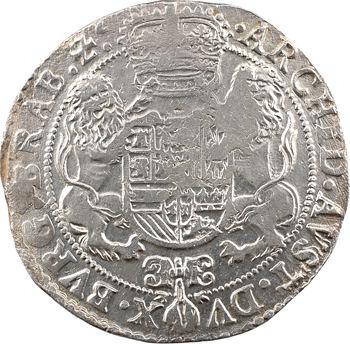 Brabant (duché de), Philippe IV, ducaton, 1648 Anvers