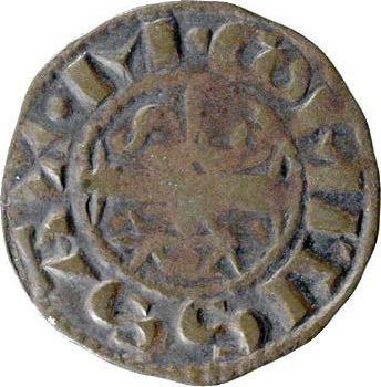 Nivernais, Nevers (comté de), Manaut II, veuve de Gui II, denier