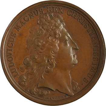 Louis XIV, la prise de Nice, 1691 Paris